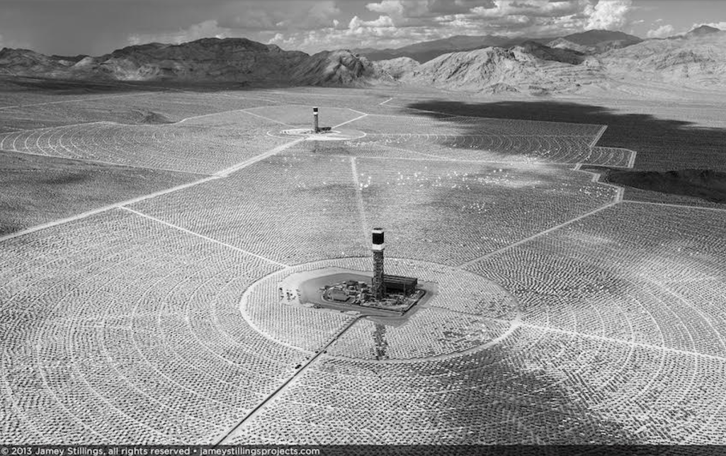 Jamey Stillings Ivanpah