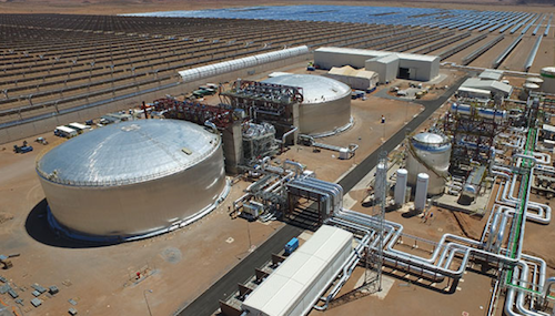 Nearly 1 Million in South Africa Now Powered by Abengoa CSP
