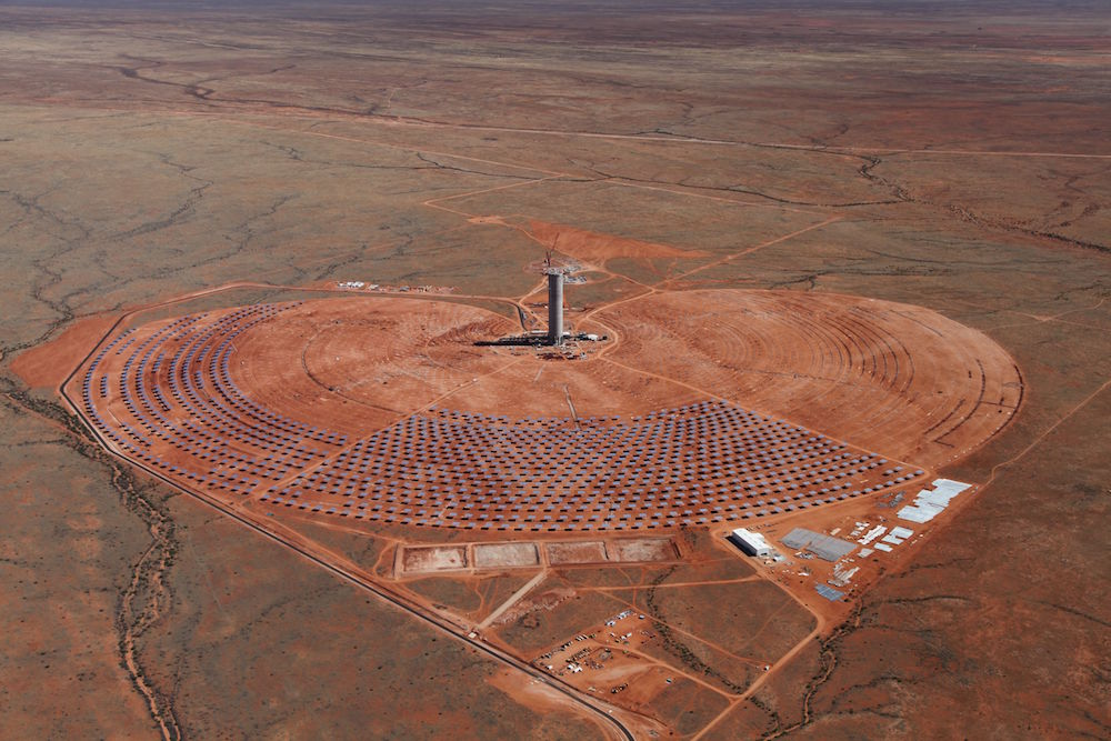 TuNur Revives Sahara-Europe CSP Export Idea