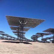 Chile's 210 MW Cerro Dominador CSP-PV Project Signs Financing