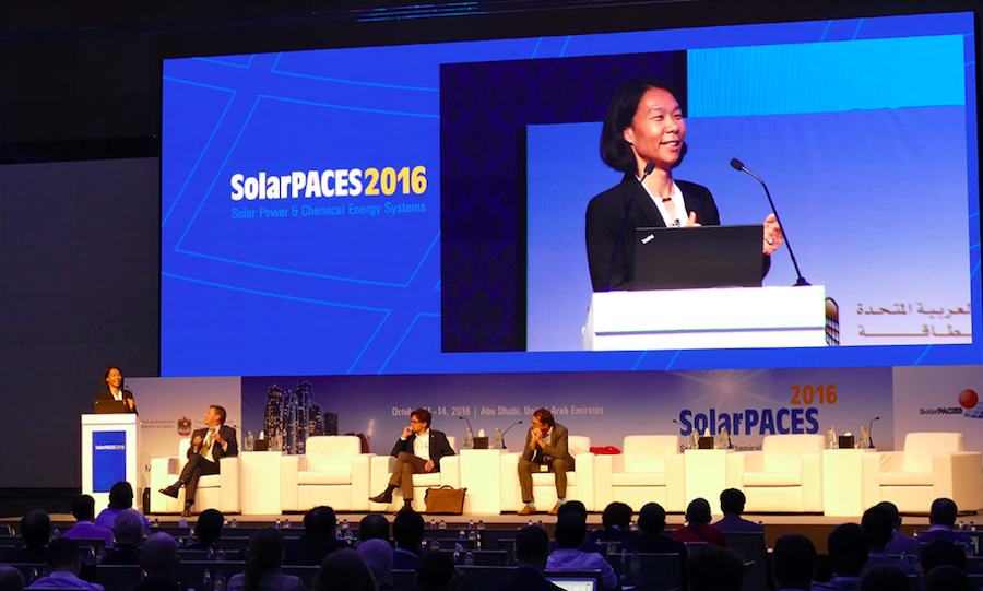 22nd SolarPACES Conference, 11 – 14 October 2016, Abu Dhabi, UAE