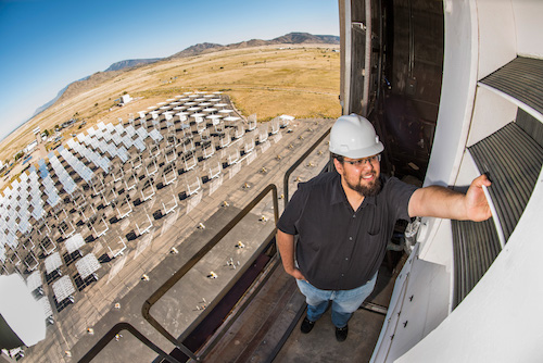 New Fractal CSP Receivers Absorb Sunlight Better