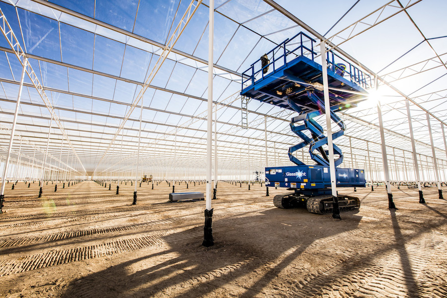 Glasspoint starts up 1 GW Solar Thermal EOR on Time and on