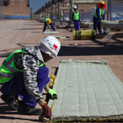 Abengoa's Xina Completes First Three Months in South Africa