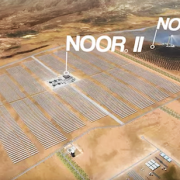 Morocco's Noor II Begins Synchronization to Grid