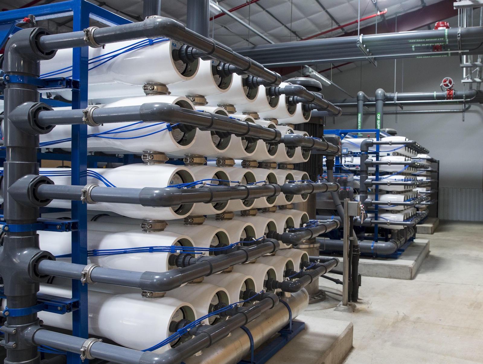 A Blueprint for 100% Solar Desalination - SolarPACES