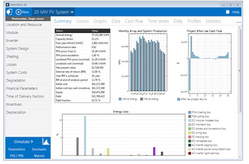 NREL's System Advisor Model Survey Update