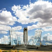DOE to Cut Solar Tower Costs by Pairing Novel Techs with sCO2 Loop