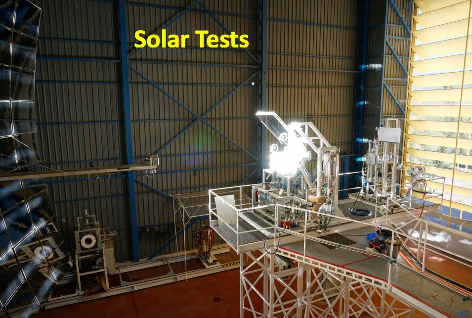 Scientist Devises a Solar Reactor to Make Water and Oxygen from Moon