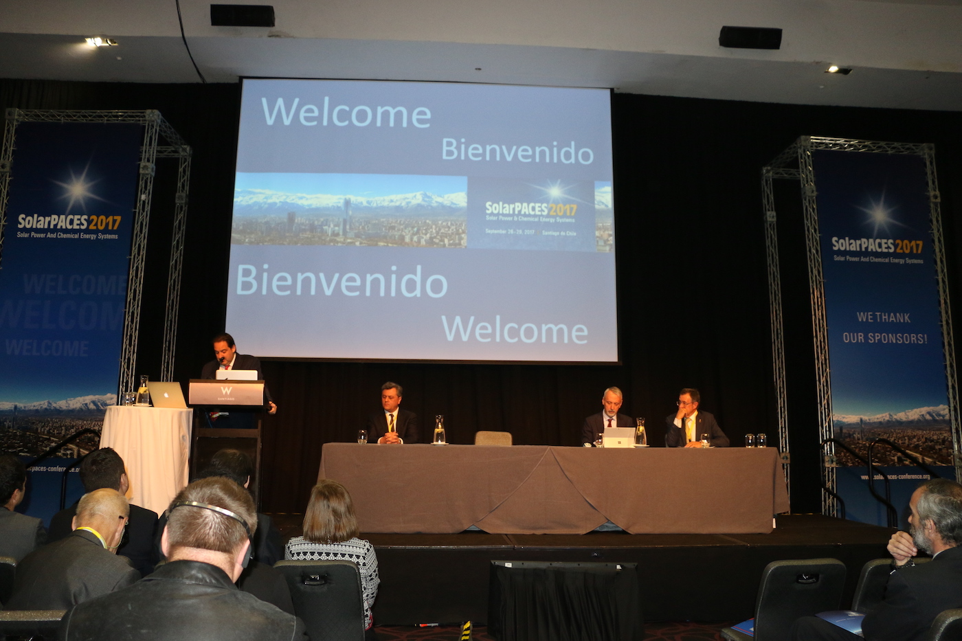23rd SolarPACES Conference, 26 – 29 September, 2017, Santiago, Chile