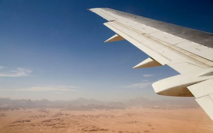 desert solar to make clean jet fuel