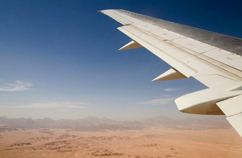 desert solar to make clean jet fuel