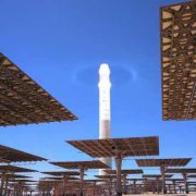 Noor III 150 MW Tower CSP starts Commissioning in Morocco