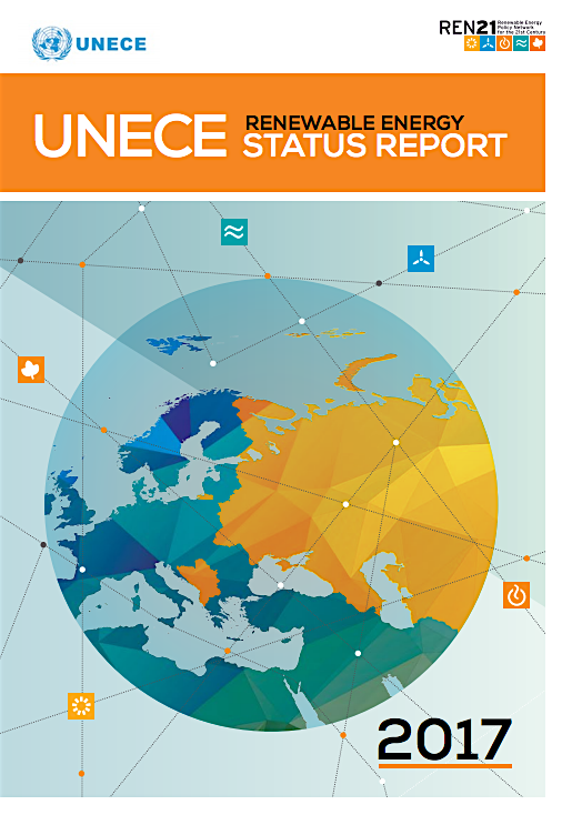 REN21 UNECE Renewable Energy Status Report 2017