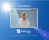 SolarPACES Lifetime Award Winner Arnold Goldman has passed away