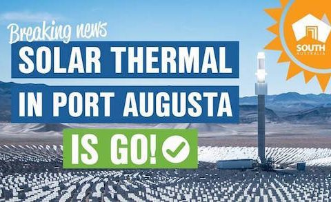 SolarReserve CSP plant for Port Augusta
