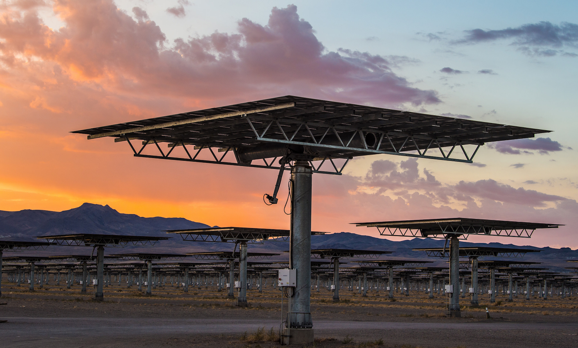 CSP provides solar energy storage IMAGE@NREL