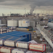 Logistics Firm Chooses Solar for Steam Washing at Port of Antwerp
