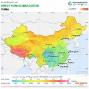Steps for Solar Resource Assessment in CSP Projects: China
