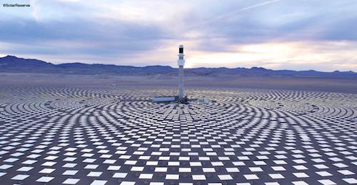 Dispatchable Solar CSP Broke Price Records in 2017