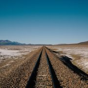 Could Transmission in Railroad Corridors Enable More US CSP?