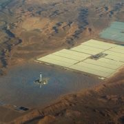World's 2nd Utility-Scale 24/7 Tower CSP, Noor III Commissions Solar Field
