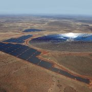 100 MW Redstone Solar with 12 Hours Daily Thermal Energy Storage Closes Financing