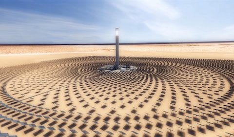 IMAGE CREDIT: SENER Ouarzazate will be the largest CSP complex in the world upon completion