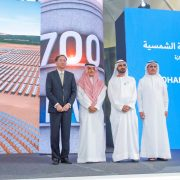 China to Finance and Shanghai Electric to Build CSP for ACWA Power's 950MW Dubai Solar Plant