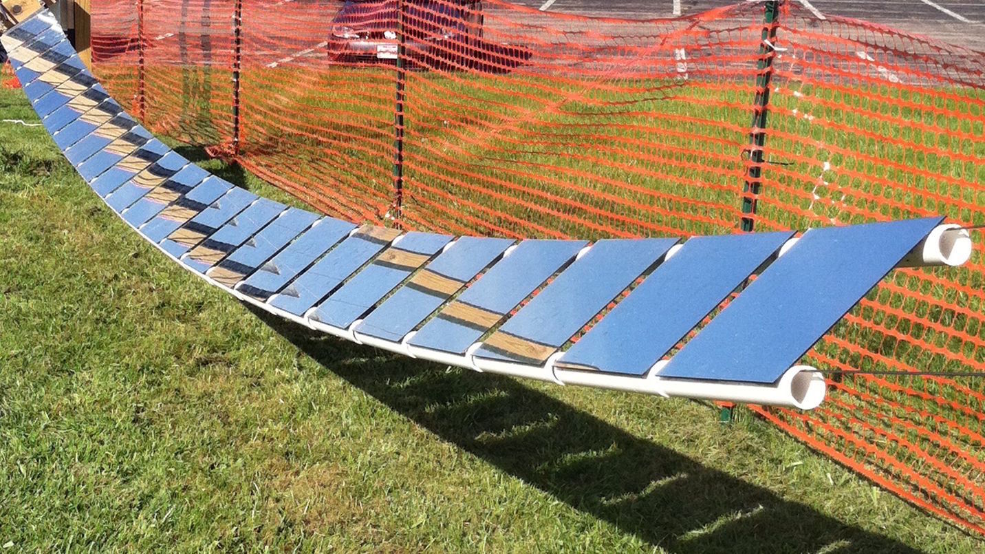 New Solar Collector Design Aims to Bring CSP Costs to Record Lows