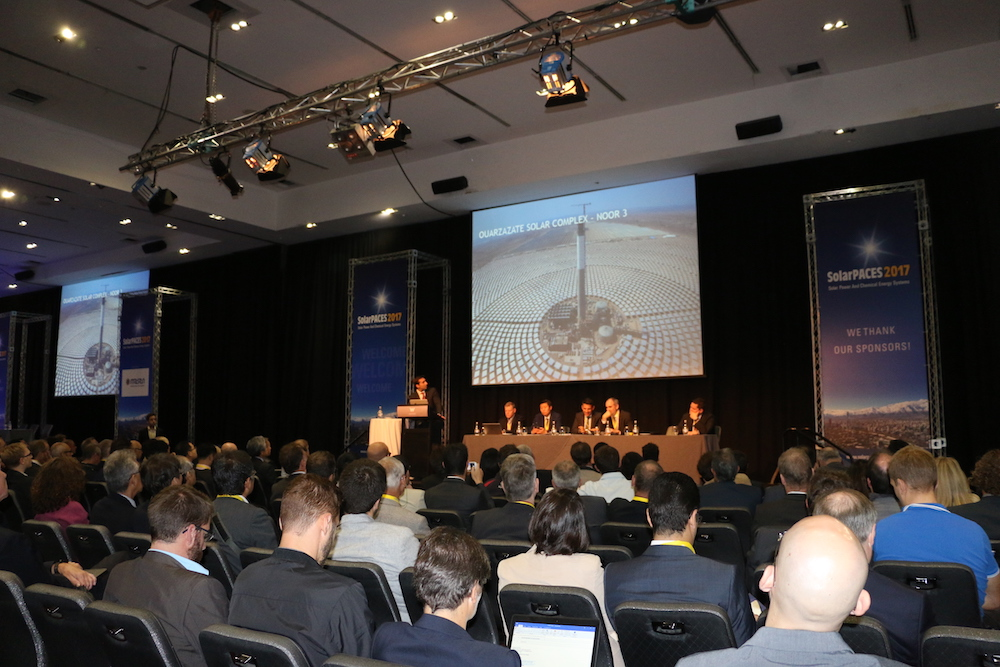 SolarPACES 2017 Conference Presentations and Papers Now Available to Registered Participants