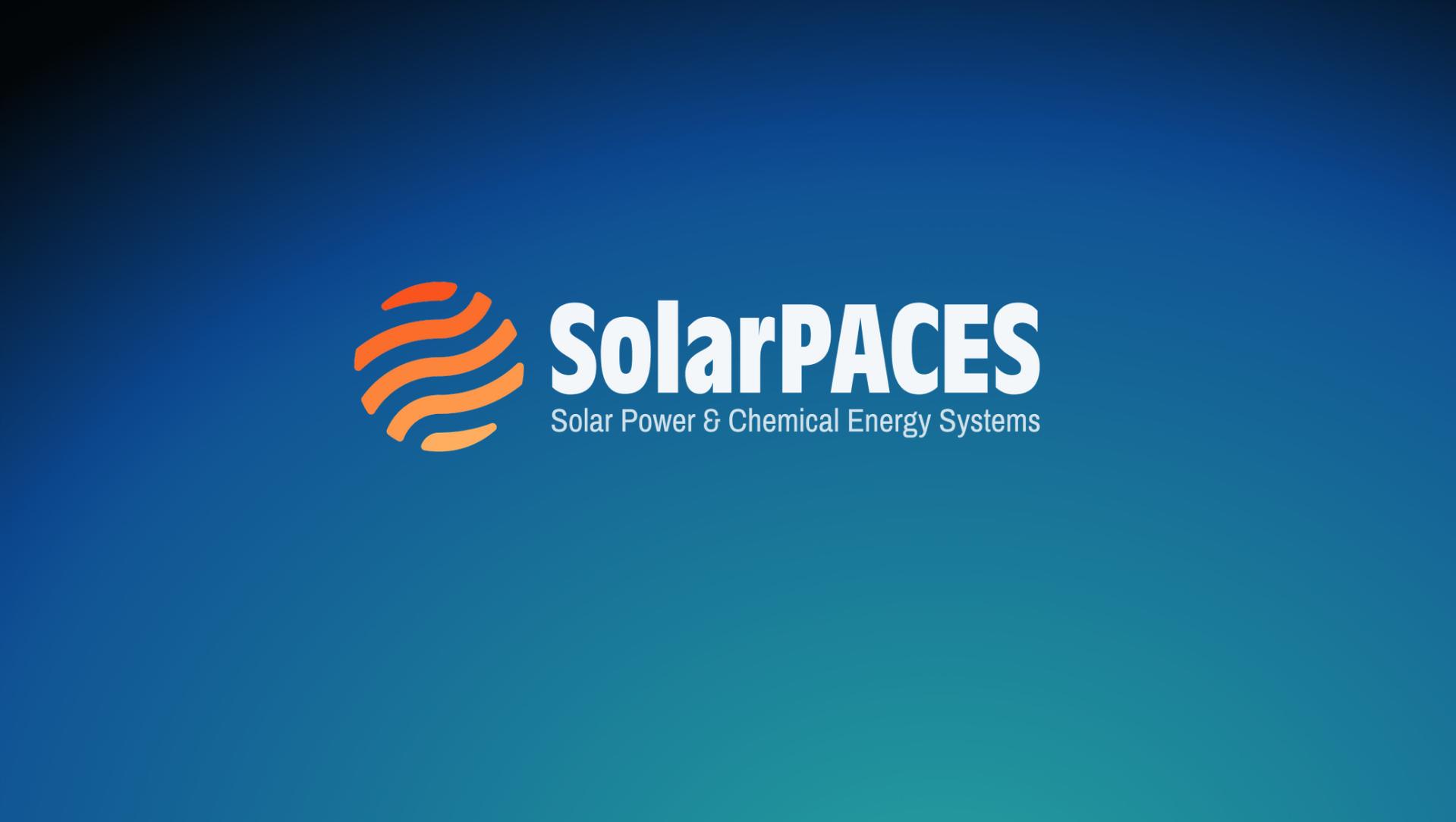 SolarPACES logo 2018
