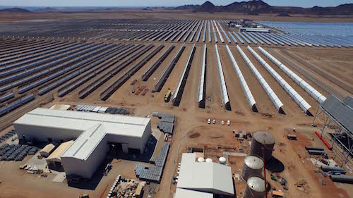 Xina Solar One CSP plant completes first month of operation