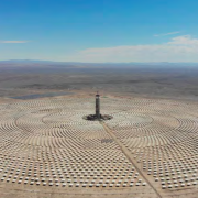 The Cerro Dominador CSP Project Has Synchronized to the Grid in Chile