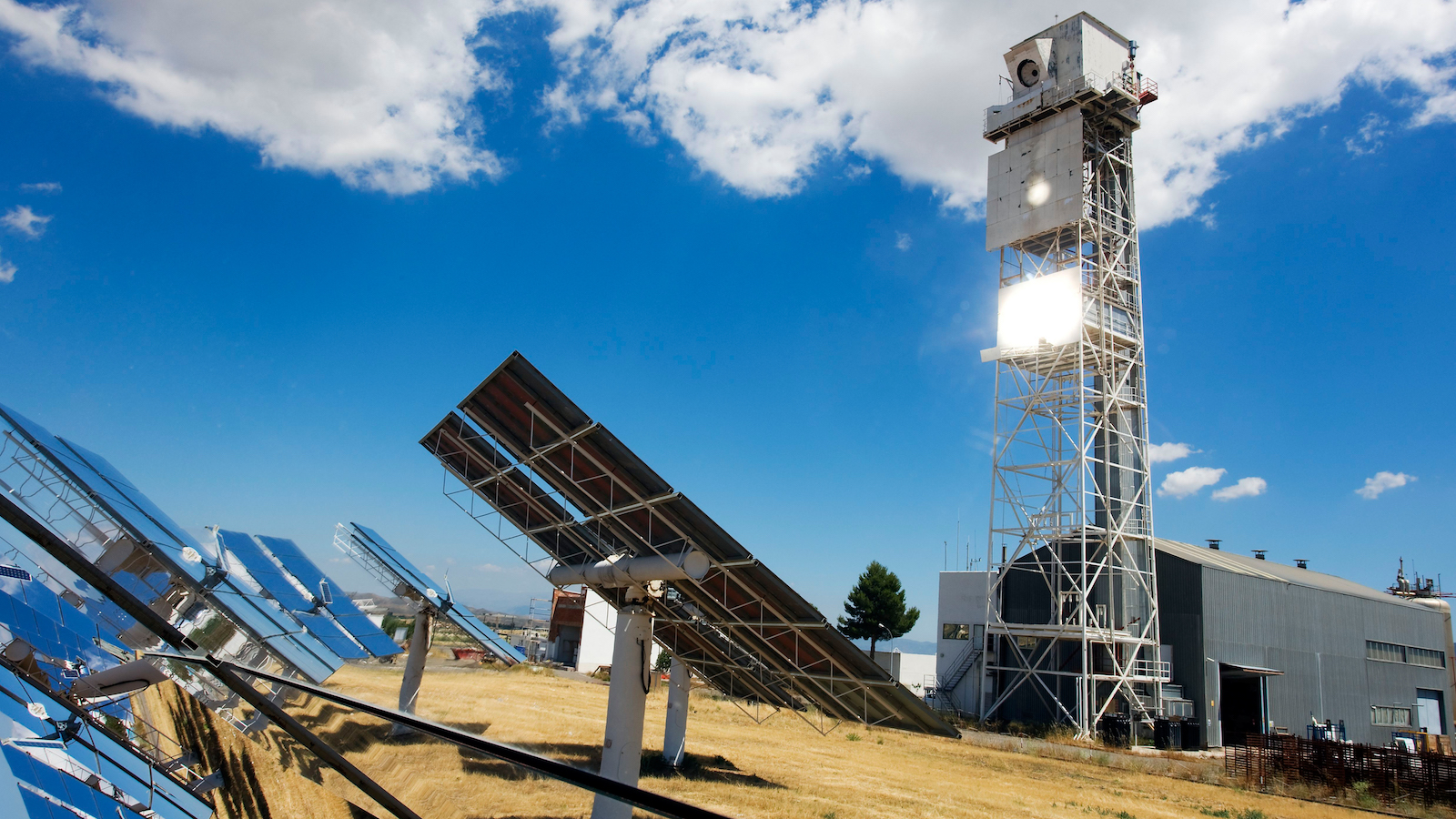 DLR inaugurated the world's largest solar hydrogen reactor in 2017.